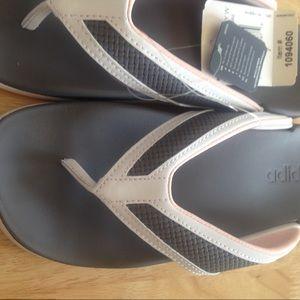 adidas Shoes - Adidas Adilette CF Summer Flip Flop Slides 7